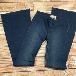 Free People pull flare jeans size 26